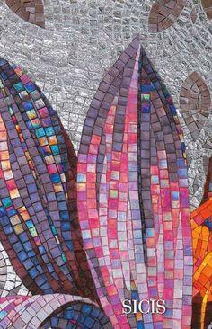 SICIS FlowerPower, Mosaic Tile