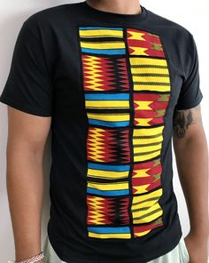 A personal favorite from my Etsy shop https://www.etsy.com/listing/523782932/kente-african-ankara-dashiki-shirt-rasta