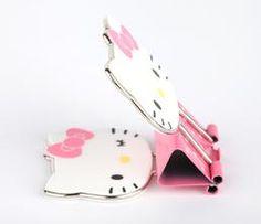 Hello Kitty Die-Cut Paper Clips