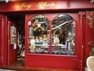 Toy Store Window Display