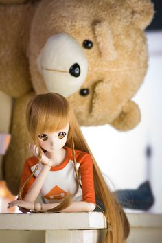 Mirai Suenaga Smart Doll by 水果綠