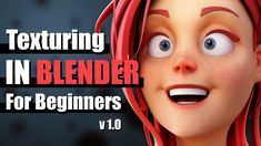 Texturing In Blender For Beginners Course