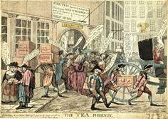 The Tea Phrensy