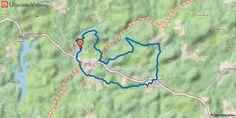 [Corrèze] Bugeat - Circuit N° 37 - Le pont de Varieras Le parcours est issu d'une trace officielle de la station Sport Nature Haute Corrèze (http://haute-correze.station-sports-nature.com/activites/vtt/).  Il permet de se mettre en jambes. Le circuit labellisé est bien fléché.  On passe des chemins goudronnés à ceux en terre et en sous-bois.