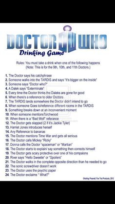 Not sure if this is fair, would probably be sloshed after one episode lol