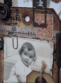 TUTORIAL The Little Shabby Shed: Shabby Book