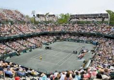 The Family Circle Cup is the largest tennis tournament in the world for women.  The Family Circle Magazine Stadium is located on Daniel Island.
