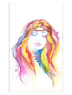 En Rose by Lana's Art Gallery (Canvas)  at Gilt