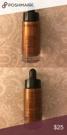 Lancome Bronzer New! Custom Sculpting Drops - Bronze Glow Lancome Makeup Bronzer