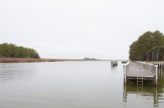 Janes Island State Park in Crisfield, MD