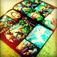 #comicbook #comics #marvel #theavengers #instacomics #instagram #ig #iger #igers - @foxymama923- #webstagram