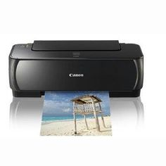 """Canon Pixma iP1800 Photo Inkjet Printer (1855B002) by Canon. $108.00. Amazon.com                 Stunning Photo Quality. Brilliant Design Amazing results, compact design and exceptional ease of use-the Canon PIXMA IP1800 Photo Printer delivers all this and more. Its patented print head technology lets you produce beautiful, long-lasting photos with borderless edges, from credit-card size up to 8.5"""" x 11"""". Plus, your letters and reports will feature bold, laser..."""