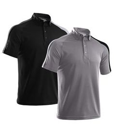 Under Armour Mens ColdBlack Polo 2012 - http://www.golfonline.co.uk/armour-mens-coldblack-polo-2012
