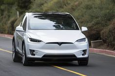 First Drive: The New Tesla Model X SUV Has Some Surprises - Bloomberg Business