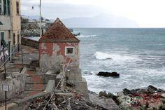 Storia di Genova Quinto al Mare, vittima negli anni Cinquanta di una forte espansione edilizia ai limiti della speculazione    [photo credit: Daniele Orlandi]