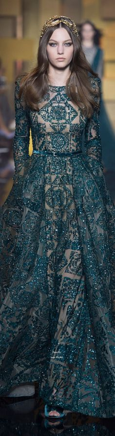 Elie Saab Fall 2015 Couture jαɢlαdy