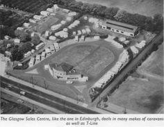 The Glasgow Sales Centre.