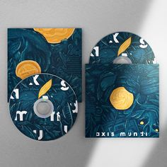 album art I made illustrations and design packaging for first music album of Krakw (Poland) rock band Axis Mundi. Cd Design, Album Cover Design, Cd Album Covers, Music Covers, Vinyl Cover, Cover Art, Cd Artwork, Pochette Album, Music Illustration