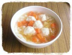 鶏ミンチde★肉団子~離乳食後期~ by れい★☆★ [クックパッド] 簡単おいしいみんなのレシピが254万品