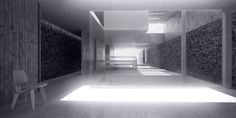 light - Conceptual render by dms infoarquitectura