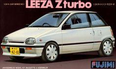 ダイハツ リーザ (1986年型) DAIHATSU LEEZA Z turbo
