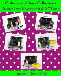 And you get a really cool bag too. Order at http://www.miraculousmascara.com.  #beauty #younique