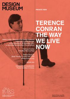 Spin — Terence Conran Exhibition