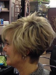 Short Layered Haircuts for Women Over 50 Short-Laye., Best Short Layered Haircuts for Women Over 50 Short-Laye., Best Short Layered Haircuts for Women Over 50 Short-Laye. Layered Haircuts For Women, Popular Short Haircuts, Short Hairstyles For Thick Hair, Short Hair With Layers, Short Pixie Haircuts, Short Hair With Bangs, Short Hair Cuts, Curly Hair Styles, Layered Hairstyles