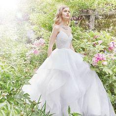 @alvinavalenta will have you shiningfor your fairytale wedding. #AlvinaValenta