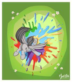 Rainbow Splat -open-