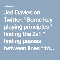 Football Analysis, Key, Twitter, Unique Key