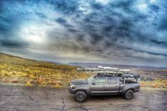 Cascadia Vehicle Tents is the leader in roof top tents and camping accessories. Choose from a variety of options for car, SUV or truck camping. Truck Camping, Family Camping, Roof Top Tent, Camping Accessories, Toyota Tacoma, Beautiful Sky, Photos, Pictures, Cars