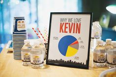 How I Met Your Mother Party {Adult Birthday}