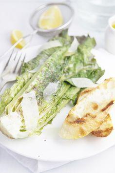 Grilled Caesar Salad   www.bellalimento.com