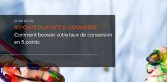 E-commerce, 5 techniques pour votre taux de conversion #SEO #UX #WEBMARKETING