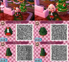 nevermayor:  I'm going to try and post a different QR code each day for Christmas! 25-design challenge: begin!