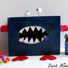 Monsters!! (My favorite)