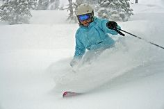 Deep Powder at Brundage Mountain Resort from onthesnow.com