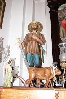 Photoinvestigacionchema: Festividad de San Isidro en Cuenca