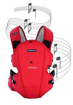 Bebemon baby carrier - gadgetbaby.co.uk Babymusik, Schlingen-rucksack, Baby 44c4b93ebb