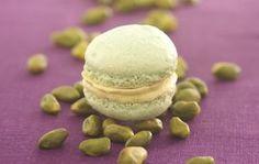 Backrezept: Macarons aus Pistazien