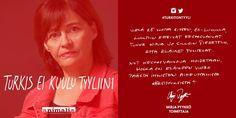#turkitontyyli Mirja Pyykkö