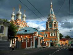 Church of Saint Gregory of Neocaesarea in Moscow, Russia