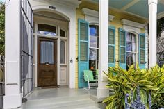 2613 Royal St, New Orleans, LA 70117 | MLS #2277400 | Zillow Heart Pine Flooring, Pine Floors, Ceiling Windows, Real Estate Companies, Victorian Homes, Old Houses, Custom Homes, New Orleans, Luxury Homes