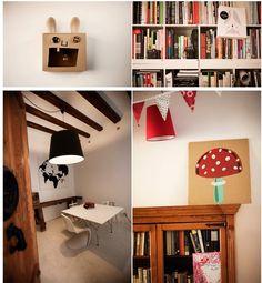 La casa de Regina Puig http://www.kireei.com/la-casa-de-regina-puig-fotografiada-por-noemi-jariod/