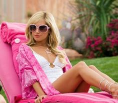 Ashley Tisdale as Sharpay Evans in HSM