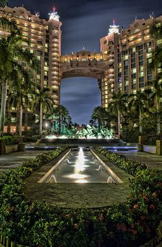 Atlantis Royal Tower ~ Paradise Island, Bahamas