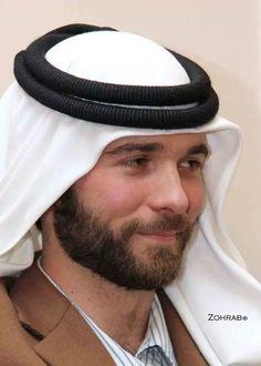 moroccanegyptian: Prince hashim ibn Al hussein