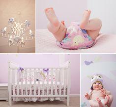 3 Month Baby & Nursery Photos