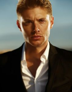 Jensen Ackles by Jensen Ackles, Jared And Jensen, Winchester Brothers, Dean Winchester, Familia Winchester, Crowley Supernatural, Cw Tv Series, Raining Men, Most Beautiful Man